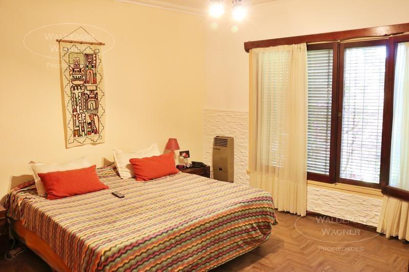 casa 4 dormitorios con jardín - san fernando
