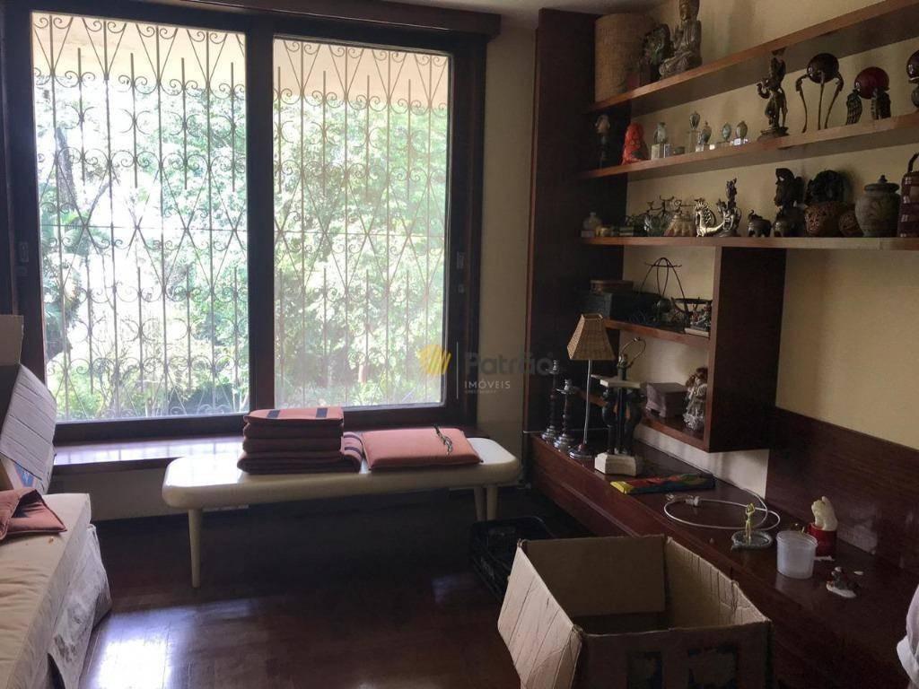 casa 4 dormitórios, sendo 1 suíte, edícula, 2.478 m² terreno - anchieta - são bernardo do campo/sp - ca0332