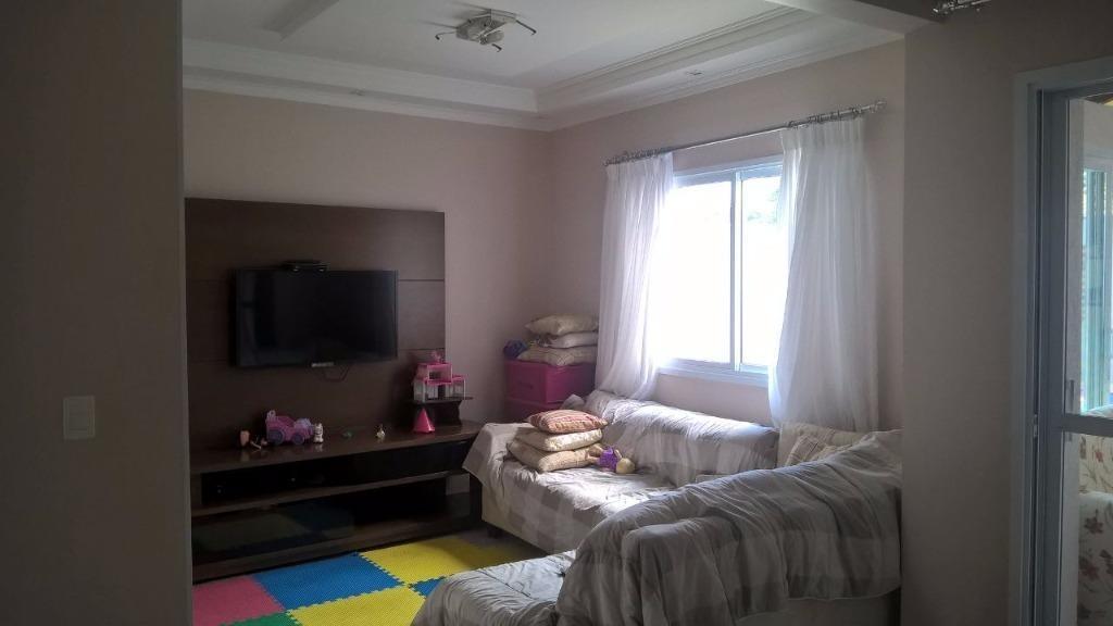 casa 4 dormitórios à venda, 139 m² por r$ 720.000 - chácara das palmeiras imperiais - jundiaí/sp - ca0169