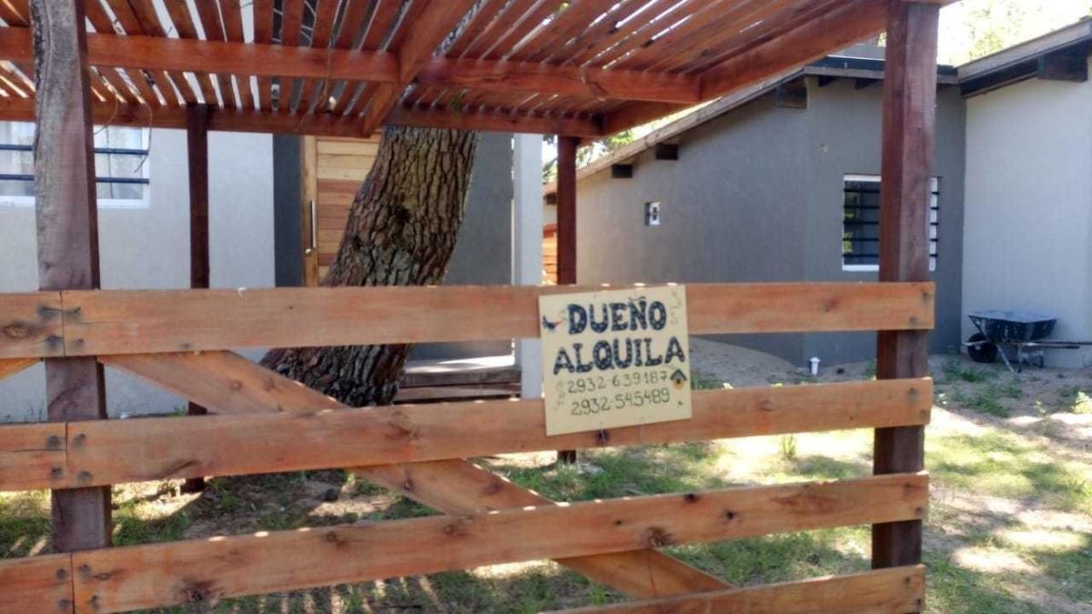 casa 4 personas en aguas verdes 2020
