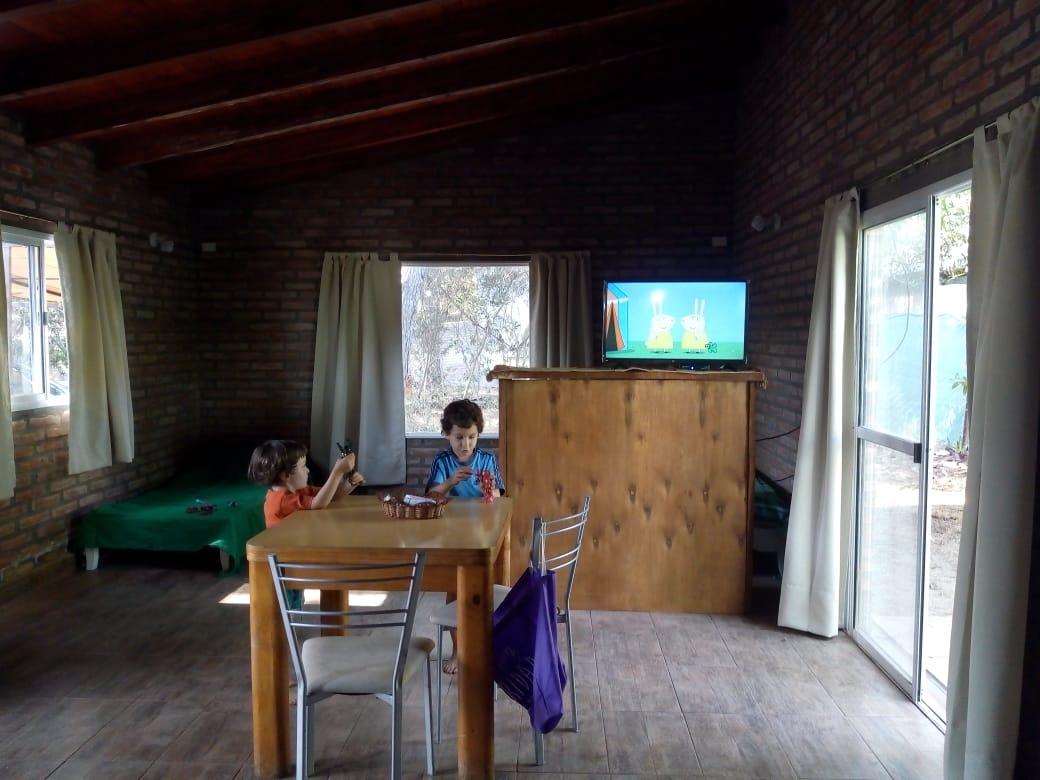 casa 4 personas, las dunas.disp a part.17 de febrero $ 3000.