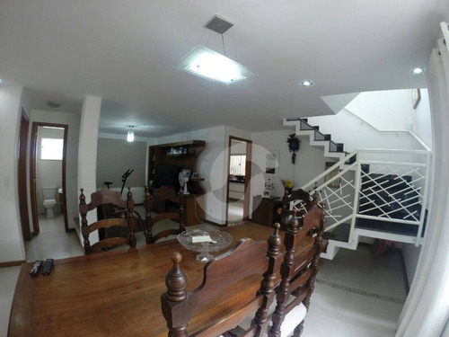 casa 4 qts toda clean e com lazer, em itaipu - ca0732