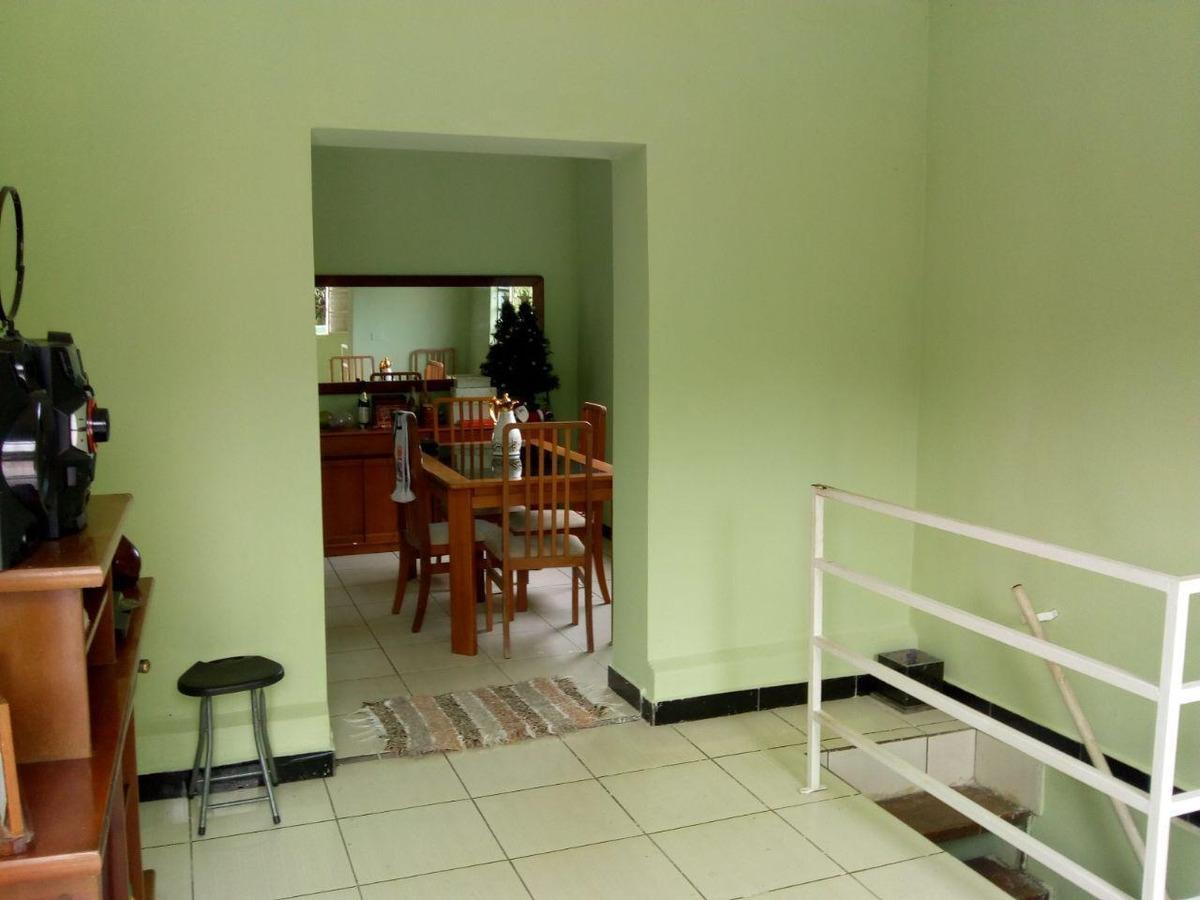 casa 4 quartos , 2 salas ,2 carragem, terreno 2,150