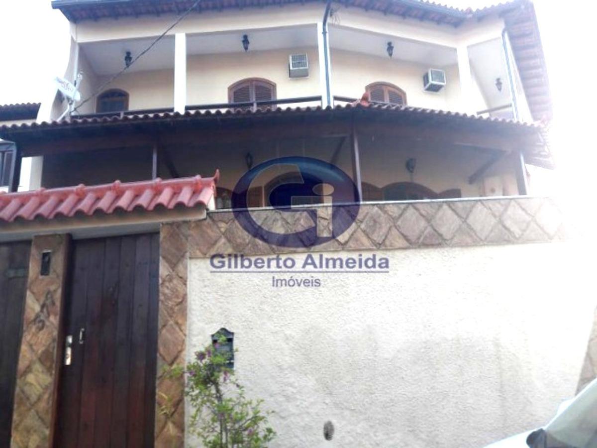 casa 4 quartos a venda na taquara no condomínio gramado - j-61133 - 34462622