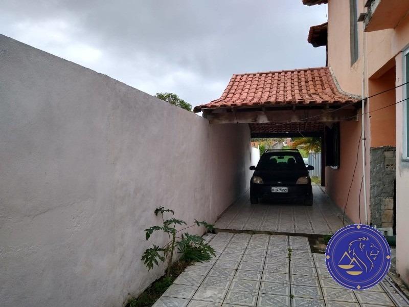 casa 4 quartos na praia do gavião - araruama - rj - ca00408 - 34428594