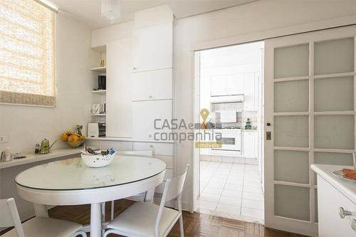 casa - 4 vagas, 1 suite - pacaembu - ca0147