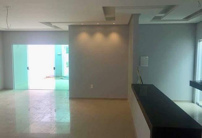 casa 4/4 com fino acabamento em oportunidade no papagaio - 605