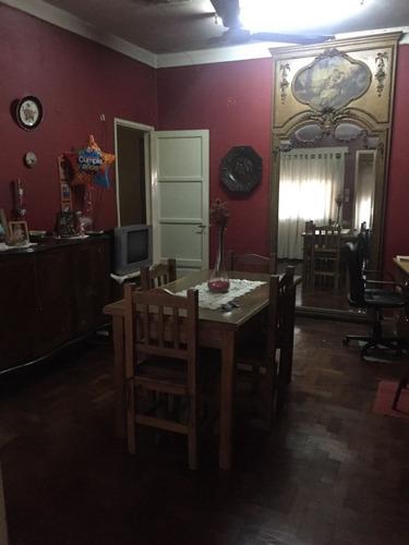 casa 4amb, gran lote de 250m2 en martinez, 1 planta a refac