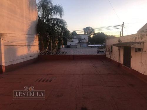 casa 5 amb 229 m² cub. c/ garage - lote 10 x 21.49 - s.justo (ctro)