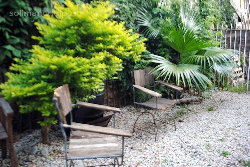 casa 5 amb con jardin y pileta - martinez