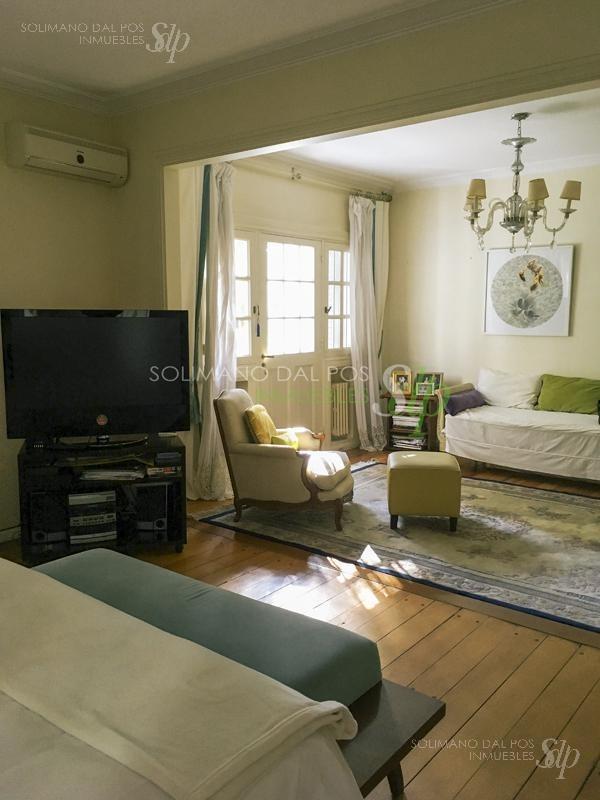 casa 5 ambientes con patio - la lucila-vias/libert.