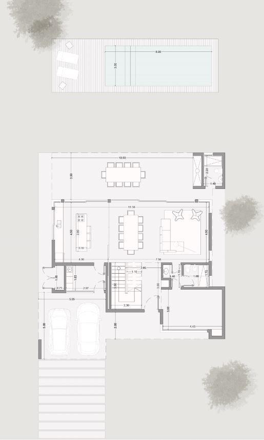 casa 5 ambientes en saint thomas oeste canning
