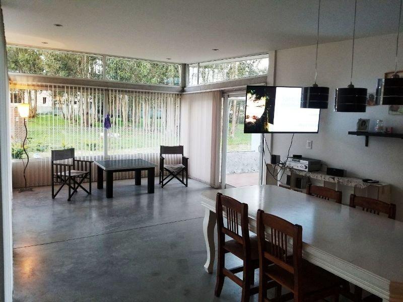 casa 5 ambientes. lote de 1100 mts. barrio privado arenas del sur