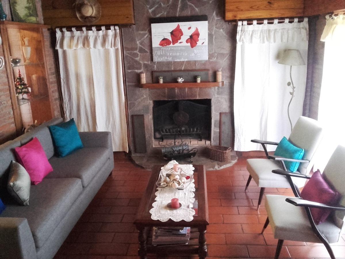 casa 5 ambientes zona bosque totalmente equipada