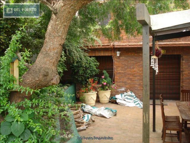 casa 5 dorm 4 suites barbacoa jardin rambla puerto buceo