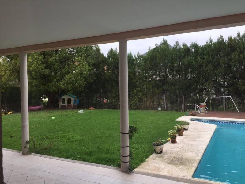 casa 5 dorm. con play dependencia y piscina. la alameda - nordelta. con renta
