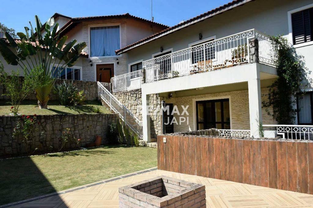 casa  5 dormitórios à venda, 300 m² por r$ 1.400.000 - loteamento capital ville - jundiaí/sp - ca2070