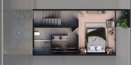 casa 5 en venta, 175,89 m2, town houses en la colonia roma sur, torreón