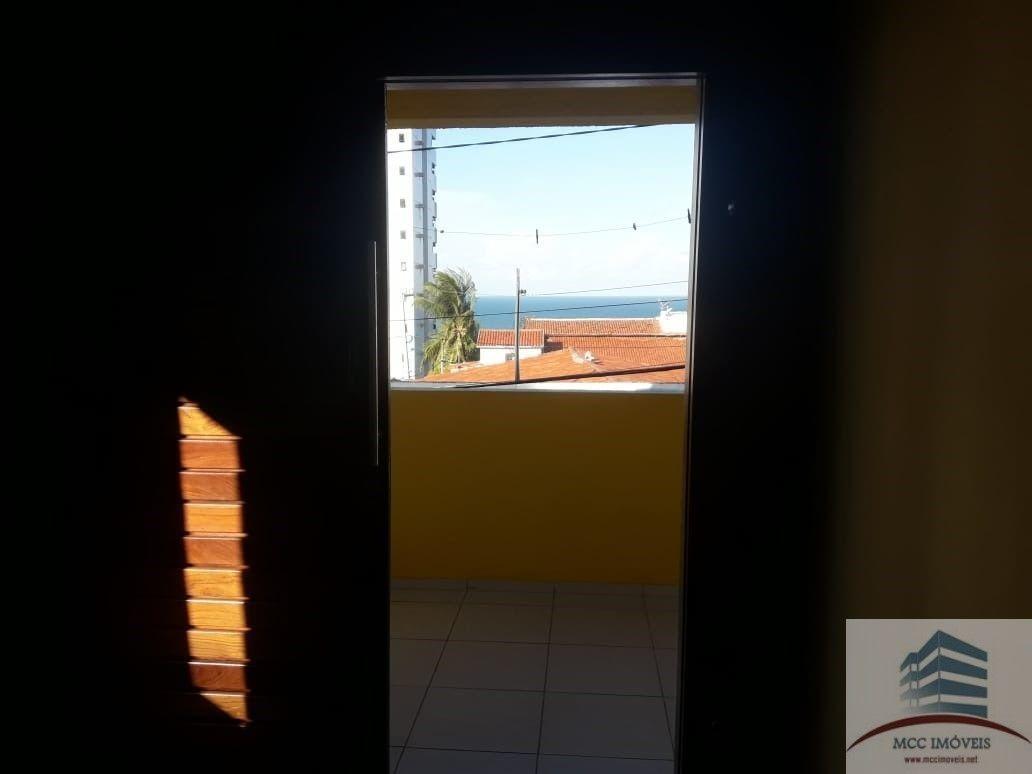 casa + 5 kitnets com vista pro mar a venda em mãe luíza