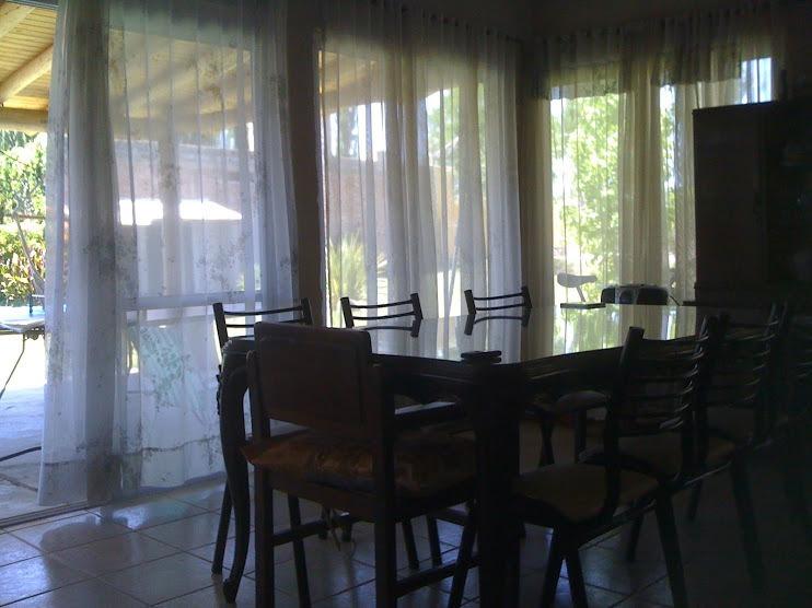 casa, 5 personas,pileta, ping pong, ,churrasquera,horno leña