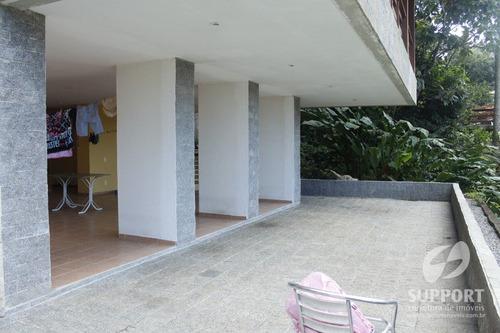 casa 5 quartos a venda na praia do morro - v-1619