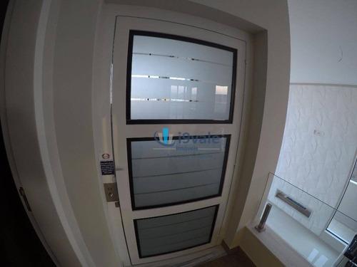 casa 5 suítes em condomíno jaguary urbanova, sjcampos-sp - ca0610