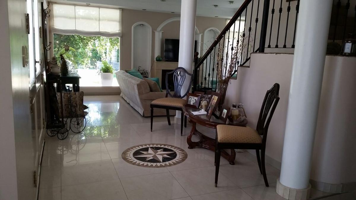casa 6 ambientes - canning barrio privado