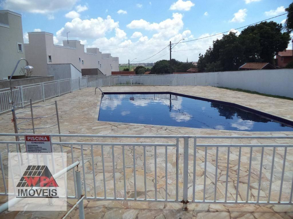 casa, 64 m² - venda por r$ 210.000,00 ou aluguel por r$ 800,00/mês - parque dos pinheiros - nova odessa/sp - ca2563