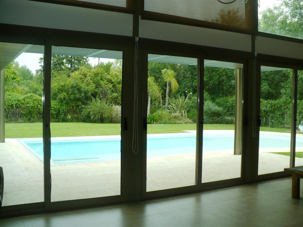 casa 7 ambientes en barrio privado los rosales, de categoria