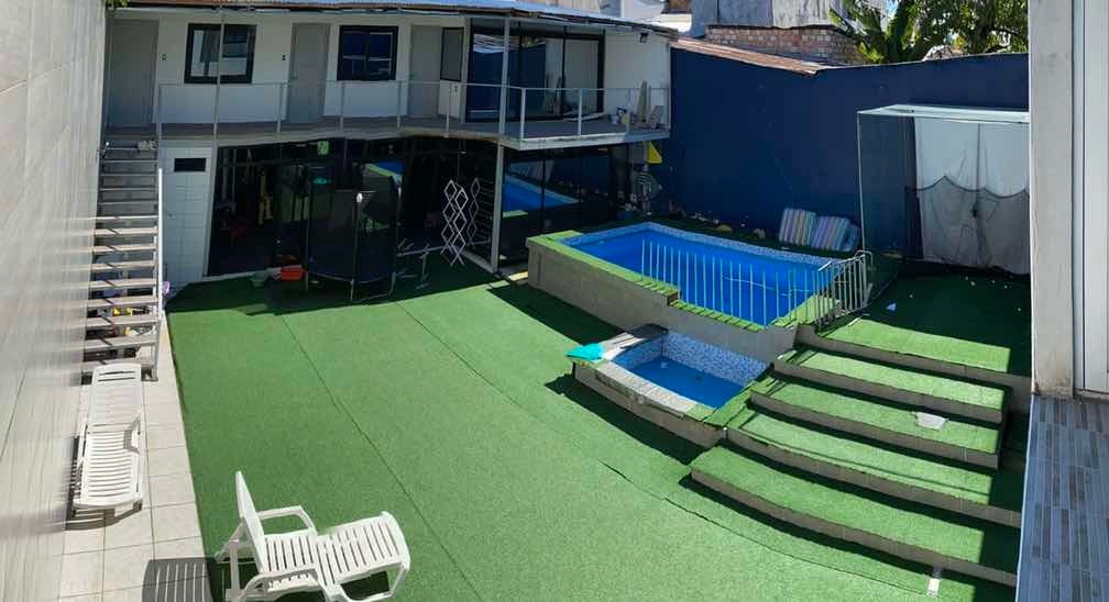casa 9 dormitorios 5 baños gym piscina cochera