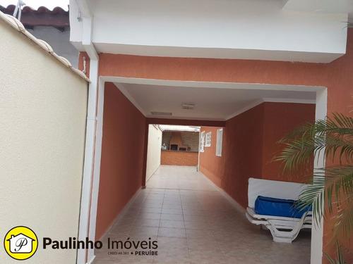 casa a 250 m da praia com 3 suítes, piscina e churrasqueira para locação de temporada na cidade de peruíbe - ca02959 - 4537265