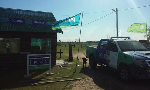 casa a 400mts del mar en san clemente con custodia policial