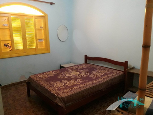 casa a 50 metros da praia, 3 dormitórios - oásis - peruíbe/sp - ca00246 - 4572112