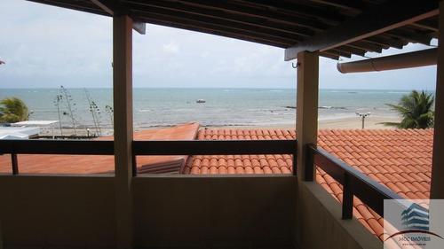 casa a beira mar em pirangi