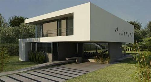 casa a construir a la laguna en santa isabel. ing. maschwitz