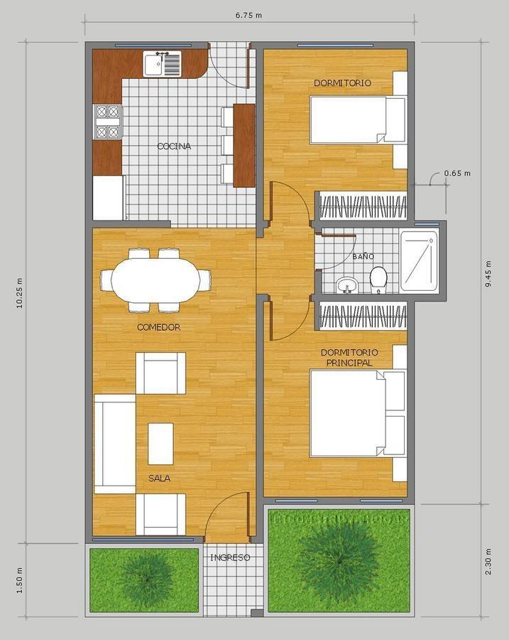 casa a construir - barrio parque matheu