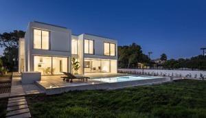 casa a construir con vista a la laguna en puertos del lago muelles escobar