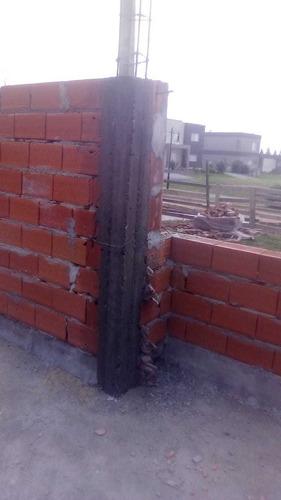 casa a construir  en canning san vicente cuotas sin interes