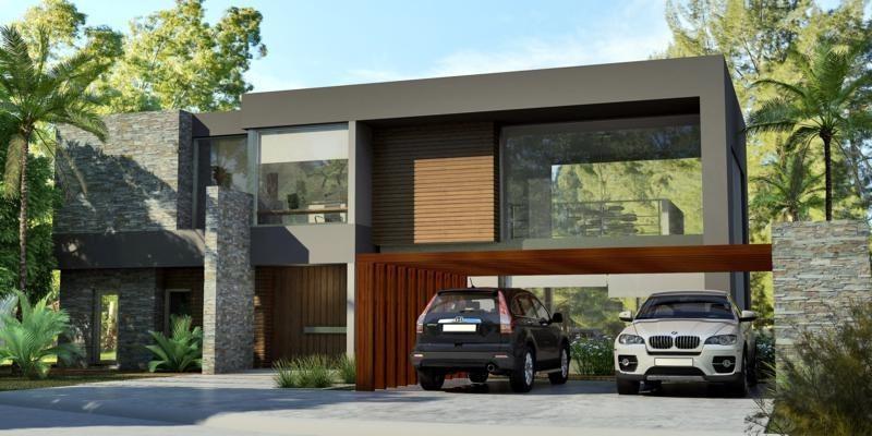 casa a construir sobre lote en barrio vila marina