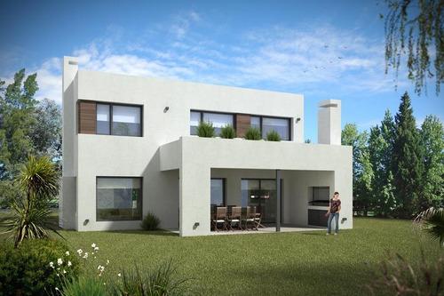casa a construirse y lote en araucarias