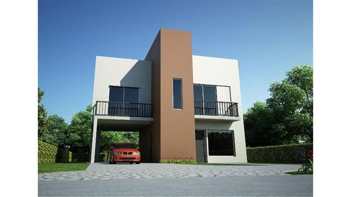 casa a estrenar :: 4 ambientes :: barrio solares de zapiola
