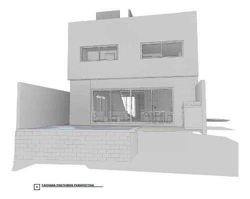 casa a estrenar en aqua residencial fase 2