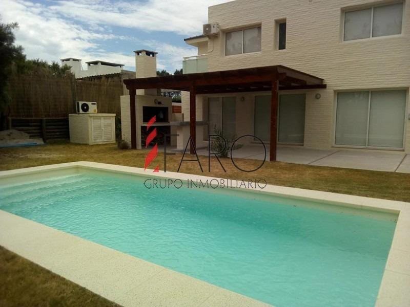 casa a estrenar en la mansa 4 dormitorios con piscina-ref:36481