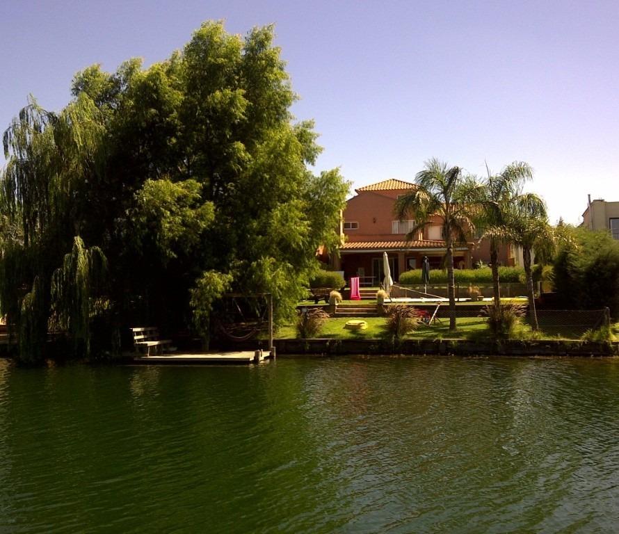 casa a la laguna de santa clara en villanueva, benavidez