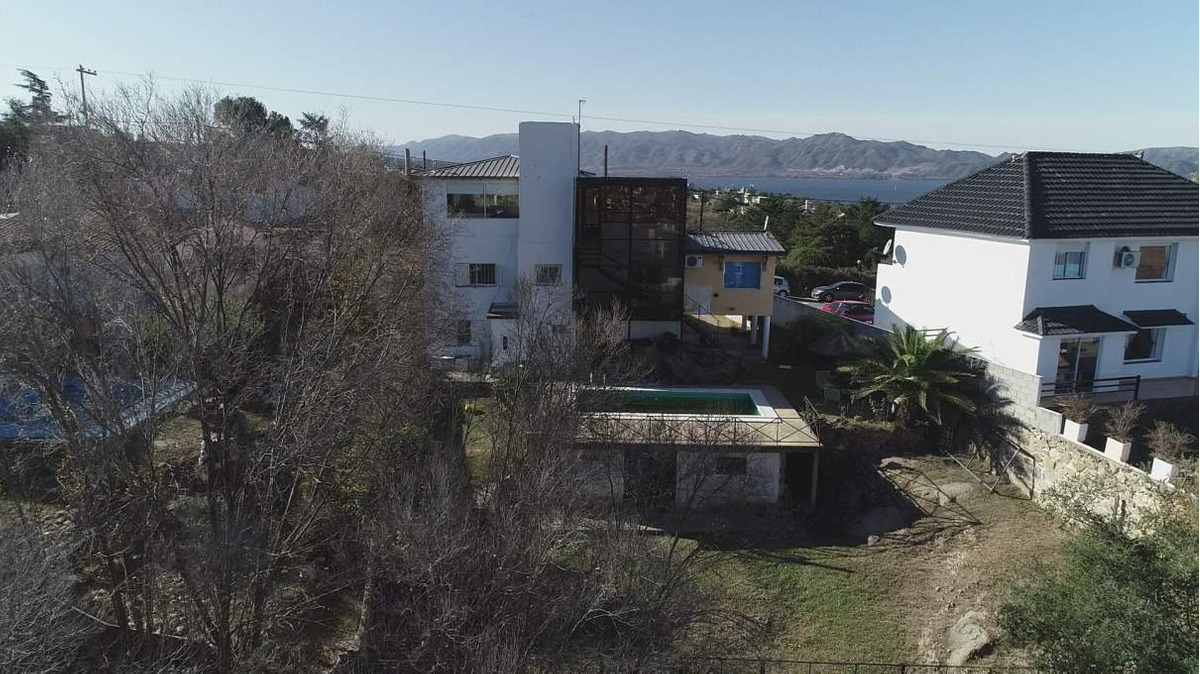 casa a la venta villa del lago, con vista al lago y a los gigantes (c6)
