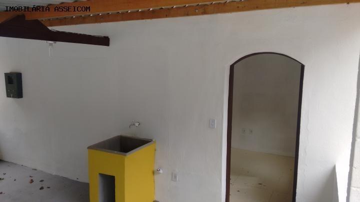 casa a locação em bom jesus dos perdões, centro, 1 dormitório, 1 banheiro, 1 vaga - 227