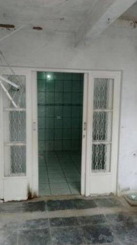 casa a locação em guarulhos, vila augusta, 1 dormitório, 1 banheiro, 1 vaga - 983