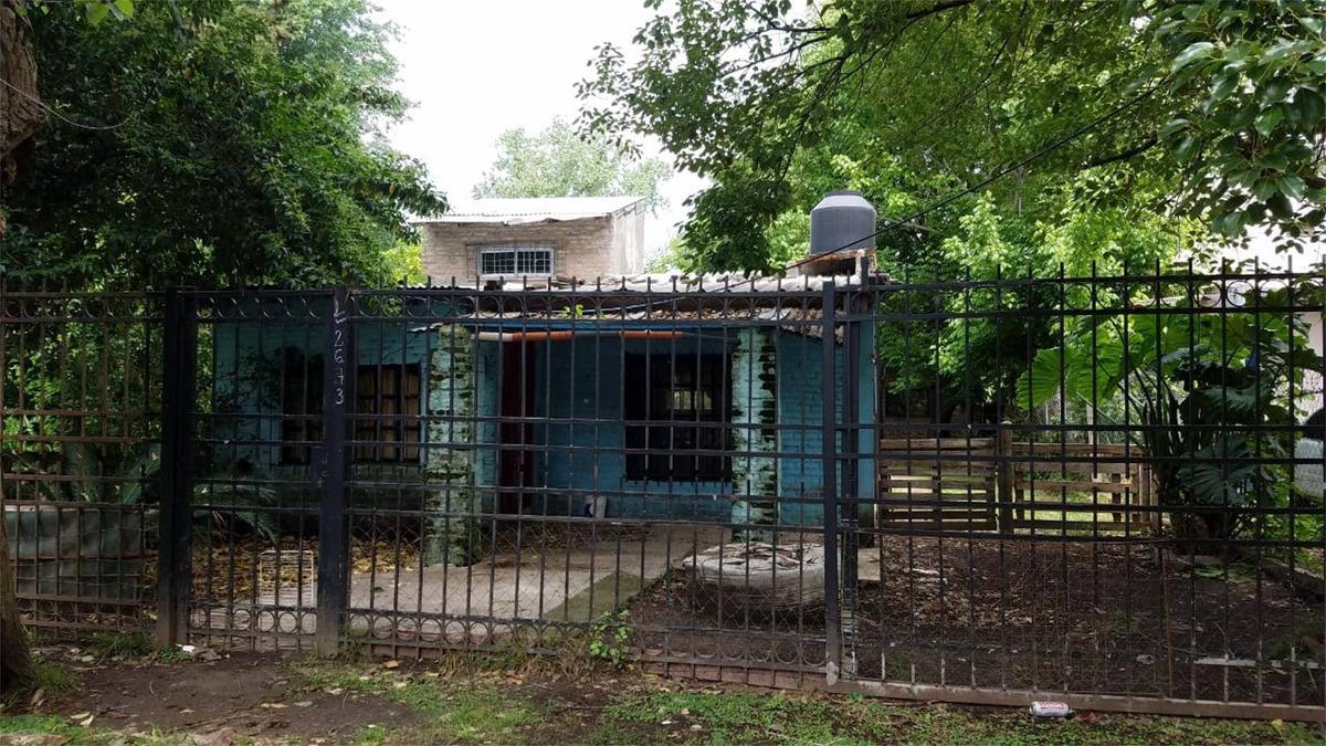 casa a refaccionar - 300 m2 terreno
