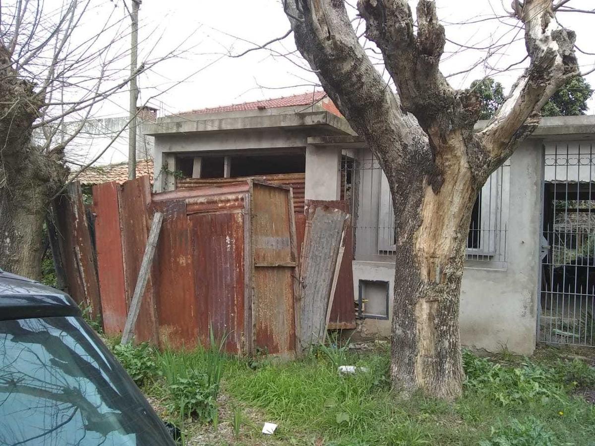 casa a terminar en venta en la plata