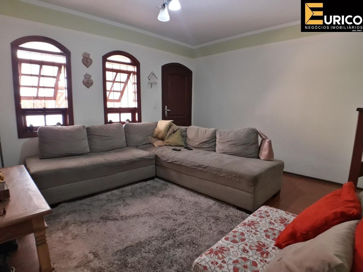 casa a venda 03 dormitórios jardim eldorado - vinhedo/sp - ca02182 - 34955469